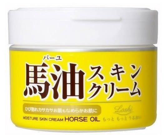 ●魅力十足● 日本北海道Cosmetex Roland品牌 LOSHI 馬油護膚霜 220g