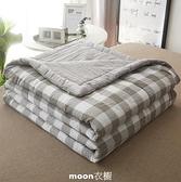 空調毯日式水洗棉夏毯空調毯夏涼毯雙人可水洗學生宿舍單人夏天薄款毯子 快速出貨