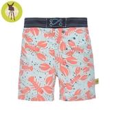 德國Lassig-嬰幼兒抗UV海灘尿布褲-小龍蝦