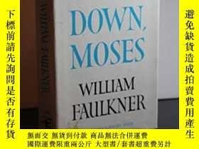二手書博民逛書店Go罕見Down, Moses(威廉·福克納《去吧,摩西》283