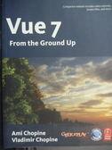 【書寶二手書T2/電腦_PEI】Vue 7_Ami Chopine, Vladimir Chopine