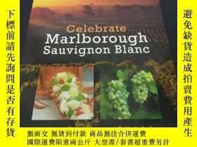 二手書博民逛書店celebrate罕見marlborough sauvignon