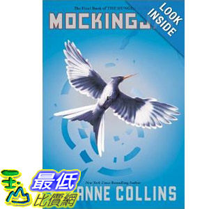【103玉山網】 2014 美國銷書榜單 Mockingjay (The Final Book of The Hunger Games)   $566