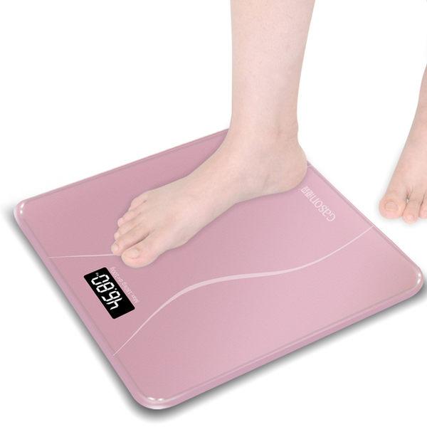 港森電子秤人體秤稱重健康秤體重計電子稱體重秤家用成人精準