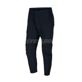 Nike 長褲 NSW Tech Pack Pants 黑 格紋 男款 工裝長褲 【PUMP306】 BV4444-010