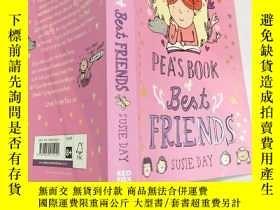 二手書博民逛書店pea s罕見book of best friends susie day:豌豆的最好的朋友書蘇西戴Y2003