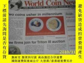 二手書博民逛書店World罕見Coin News(Vol.26,No.11)(N
