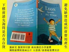 二手書博民逛書店Walker罕見Stories--Leon Spreads His Wings:沃克的故事——利昂張開翅膀Y2