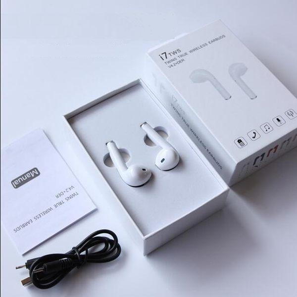 【PB61】i7耳機 運動耳機 入耳式耳機 便攜無線耳機 iphone se iphone 6s/7/8 plus耳機