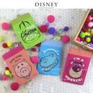 Disney迪士尼證件套/票卡夾-大頭