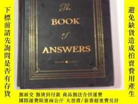 二手書博民逛書店book罕見answers 圖書答案Y25607 圖書答案 圖書答案