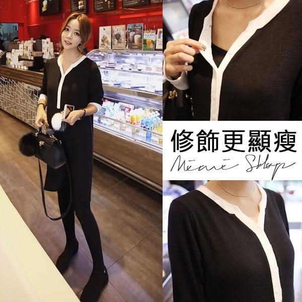 孕婦裝 MIMI別走【P52757】氣質微醺 素雅氣質連衣裙 開扣哺乳衣