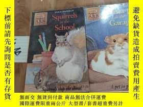 二手書博民逛書店guinea-pig罕見in thegarage(19,20冊)Y15335 見圖 見圖