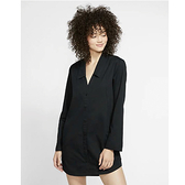 HURLEY|女 W HRLY WILSON DRESS BLACK 洋裝-黑