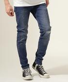 現貨【GERRY】SKINNY窄管丹寧牛仔褲