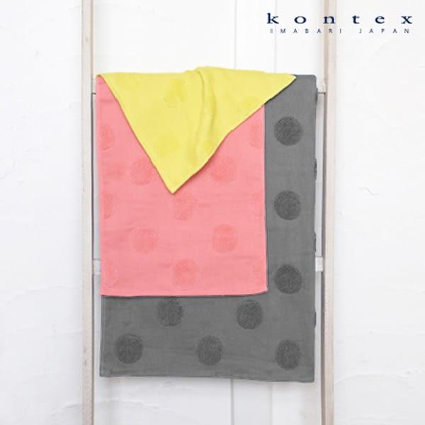 【クロワッサン科羅沙】日本今治~Kontex無撚團圓毛巾 33*80cm