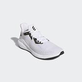 Adidas Alphabounce+男款白色慢跑鞋-NO.EF8061