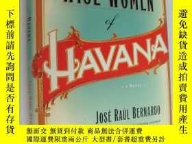 二手書博民逛書店THE罕見WISE WOMEN OF HAVANA 英文原版 布