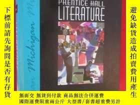 二手書博民逛書店Prentice罕見Hall Literature: Pengu