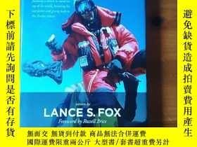 二手書博民逛書店No罕見Place but UP,作者Lance S. Fox,簽贈Y197006 Lance S. Fox