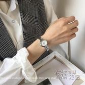 【三四】 手錶女小巧網紅學生簡約韓版百搭復古錬條小錶盤手錬錶 衣櫥秘密