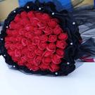 花束 99朵玫瑰禮品香皂花束禮物女友生日禮品送女朋友畢業禮物 星河光年DF