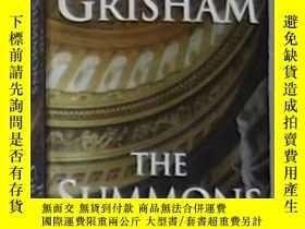 二手書博民逛書店原版罕見The Summons by John Grisham