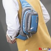 腰包防盗包 戶外腰包 收銀手機包 運動斜跨包 騎行包 伊人閣