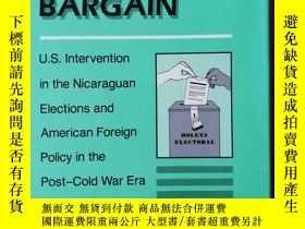 二手書博民逛書店A罕見faustian bargain :U S interve