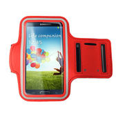 (3折)手機專用運動臂套(三星/小米/HTC/SONY 5吋以下手機通用)_紅