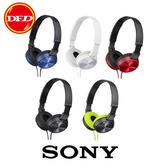 SONY MDR-ZX310 耳戴式立體聲耳機 台灣索尼 灰/藍/紅/白/黑 公司貨
