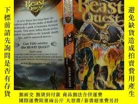 二手書博民逛書店Beast罕見Quest :RULER OF THE UNDERWORLD:野獸探索:冥界的統治者Y20039