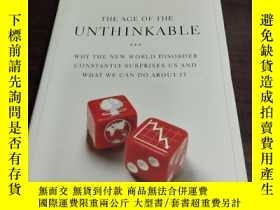 二手書博民逛書店THE罕見AGE OF THE UNTHINKABLE【原版】Y