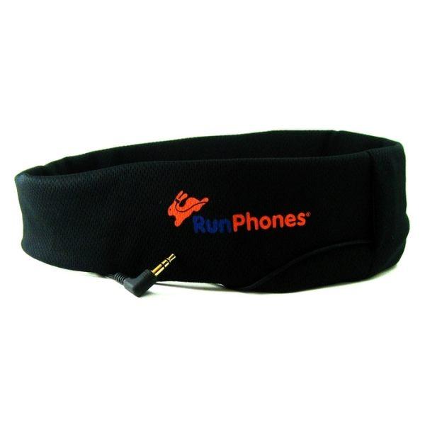 RunPhones運動耳機 - 黑色 (S)