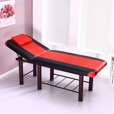 加粗美容床 按摩床美容院專用折疊SAP床『男神港灣』