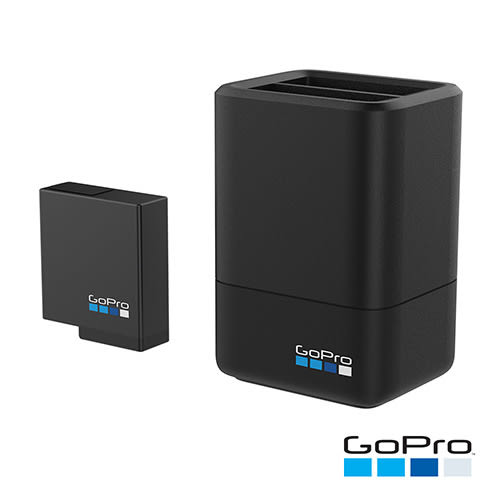 GoPro-HERO 5/6/7 Black專用雙電池充電器(AADBD-001)