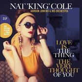 【停看聽音響唱片】【黑膠LP】Nat King Cole:Love Is the Thing / The Very Thought Of You