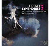 【停看聽音響唱片】【CD】提佩特:第一、二號交響曲