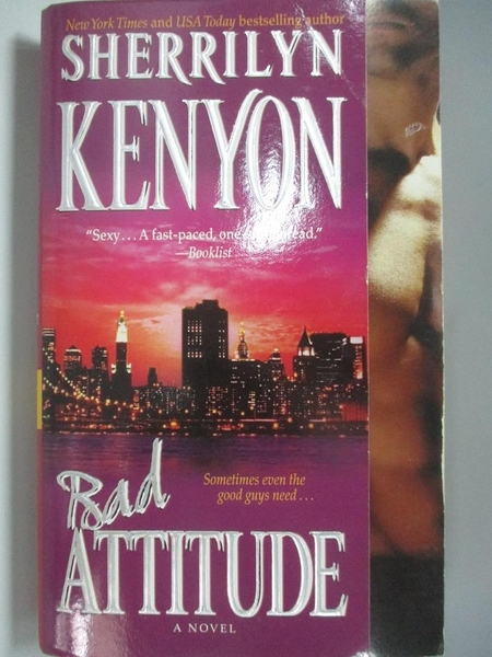 【書寶二手書T7/原文小說_ACV】Bad Attitude_Kenyon, Sherrilyn