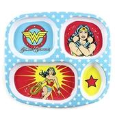 美國Bumkins DC 漫畫 兒童分隔餐盤神力女超人