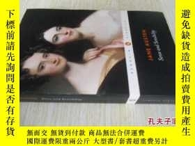 二手書博民逛書店英文原版罕見Sense and Sensibility (Penguin Classics)Y7215 Jan
