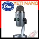 [ PC PARTY ] 美國 Blue Yeti Nano 麥克風 灰