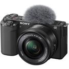 Sony Alpha ZV-E10L ZV-E10 + SELP1650 變焦鏡頭組 公司貨