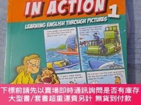 二手書博民逛書店Scholastic罕見In Action Phrases 共3冊 未開封Y242753 Tan Schola