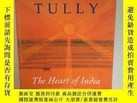 二手書博民逛書店Mark罕見Tully:The Heart of India (