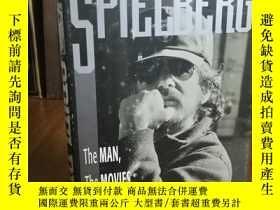 二手書博民逛書店Spielberg:罕見The Man, The Movies,