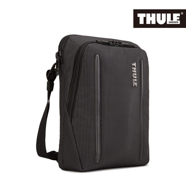 THULE-CROSSOVER 2 CROSSBODY TOTE 9L電腦側背包C2CT-110-黑