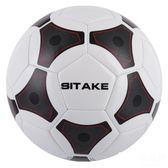 足球5號成人4號兒童中小學生黑白軟皮耐磨室內外訓鍊比賽足球