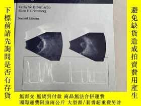 二手書博民逛書店Ophthalmic罕見Ultrasound: A Diagnostic Atlas[眼科超聲:診斷性阿特拉斯]精