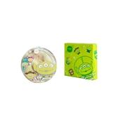 FreshO2 玩具總動員系列-三眼怪造型炫光閃閃打亮餅 5.8g